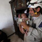 SYRIA-CONFLICT-ALEPPO-CHILDREN
