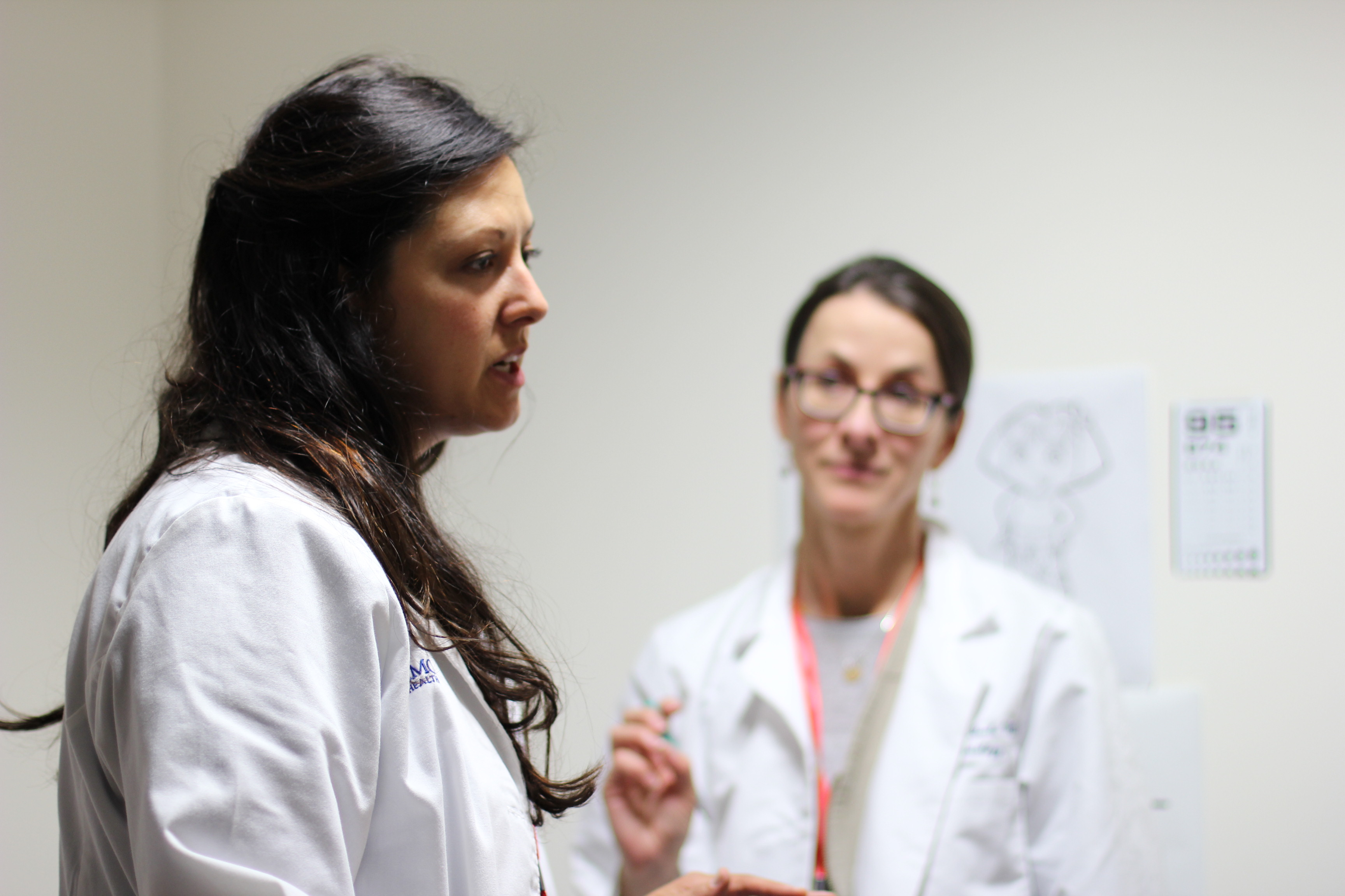 Through Her Lens: Meet Dr  Weil - Syrian American Medical