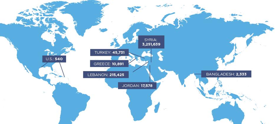 Sams world map syrian american medical society foundation sams world map gumiabroncs Choice Image