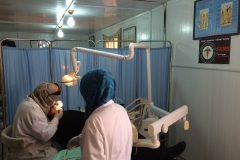 Dental Care at Za'atari Clinic