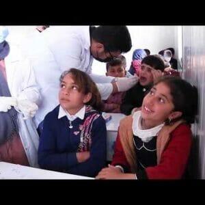 SAMS Medical Mission to Iraq, April 2019