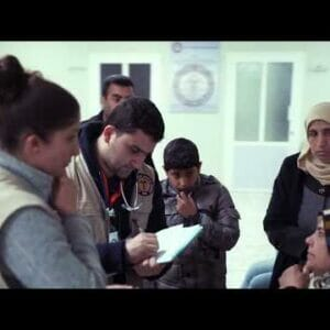 SAMS Medical Mission to Jordan, April 2019
