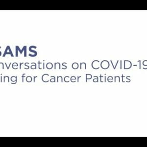 Caring for Cancer Patients During COVID-19 Pandemic